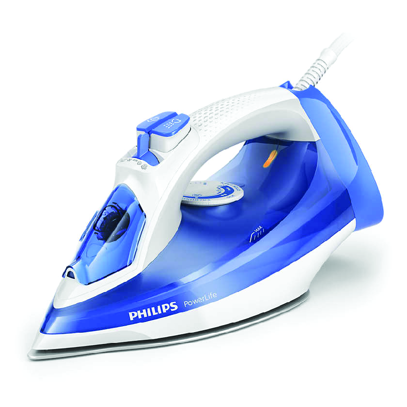 GC2990/26 STEAM IRON HV-SOLPL-FU (3-PIN)